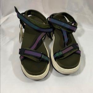 Zara women sandals